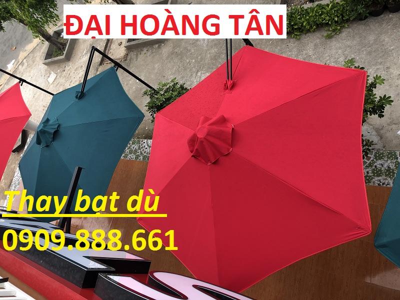Thay bạt dù