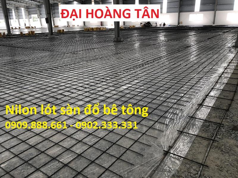 Bảng báo giá nilon lót sàn đổ bê tông