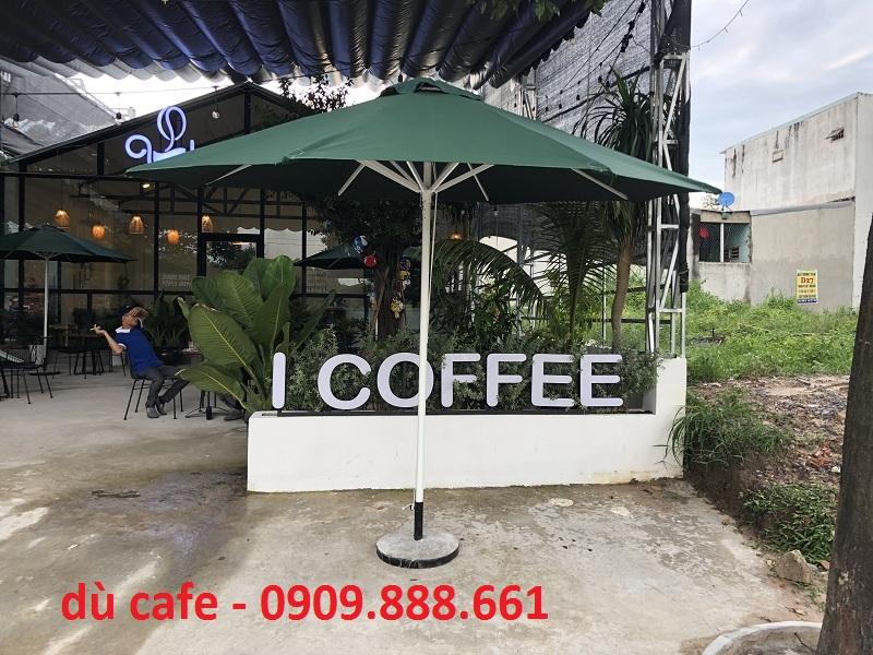 Dù cafe