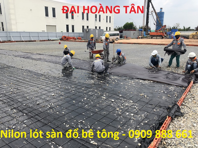 nilon lót sàn