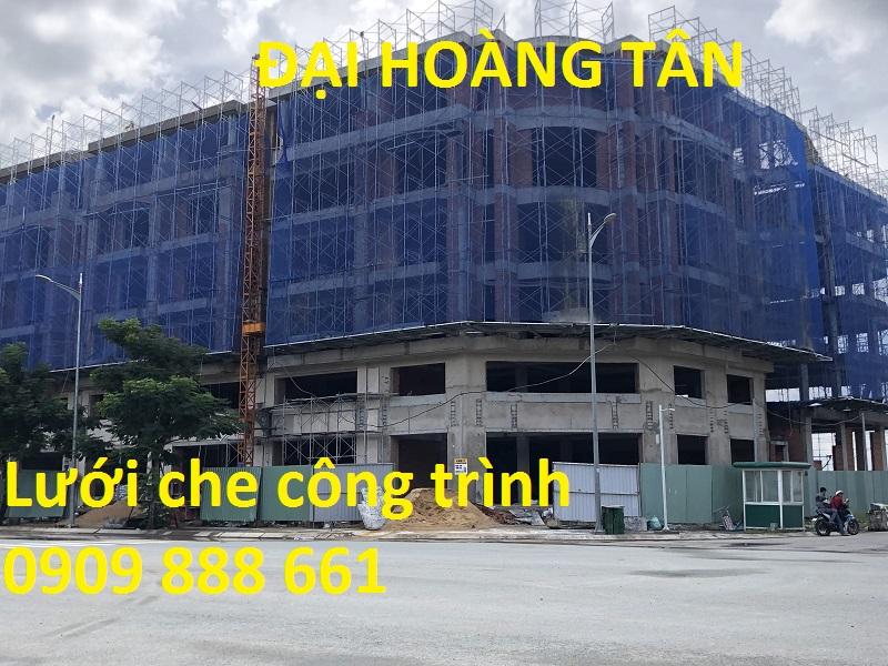 lưới che xây dựng
